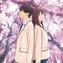 I Want to Eat Your Pancreas Anime Film Gets Full Trailer, Key Visual