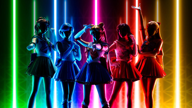 Trailer Released for Sailor Moon Paris Stage Play