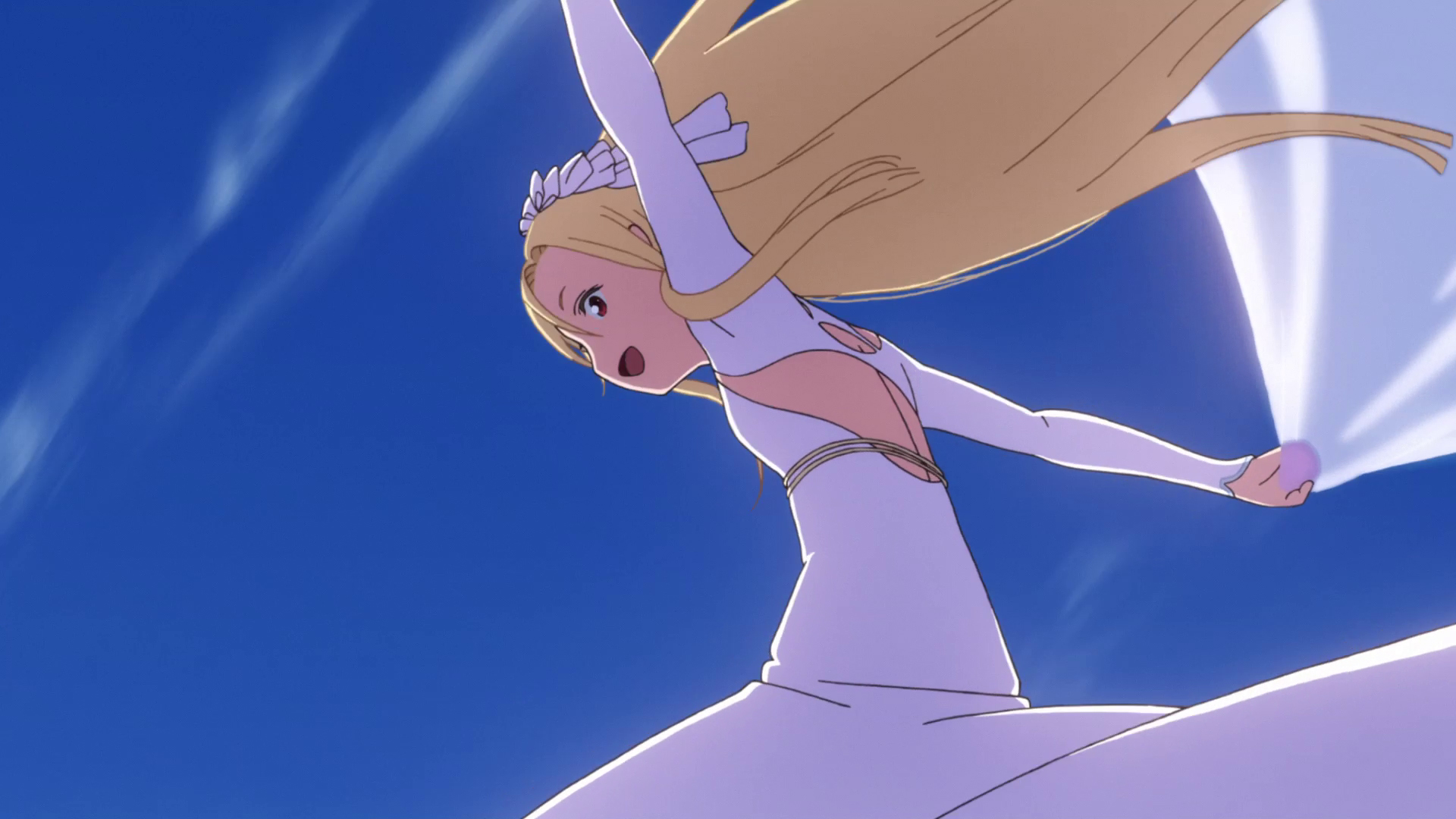 Maquia When The Promised Flower Blooms Anime Film Soars Review