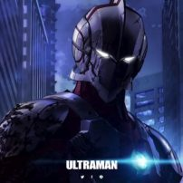Ultraman Anime Hits Netflix Next Spring