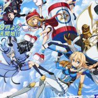 Han-Gyaku-Sei Million Arthur Anime's Theme Song Artists Announced