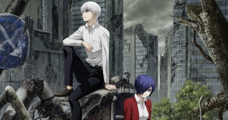 October's Tokyo Ghoul:re Season 2 Gets First Commercial