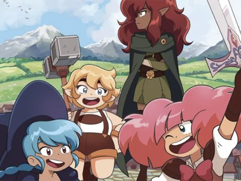 Crunchyroll Parent Company Announces Original Animation Division, High Guardian Spice Series