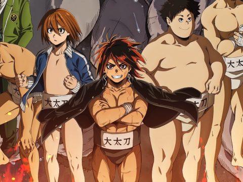 Hinomaru Zumou Anime Premieres This October