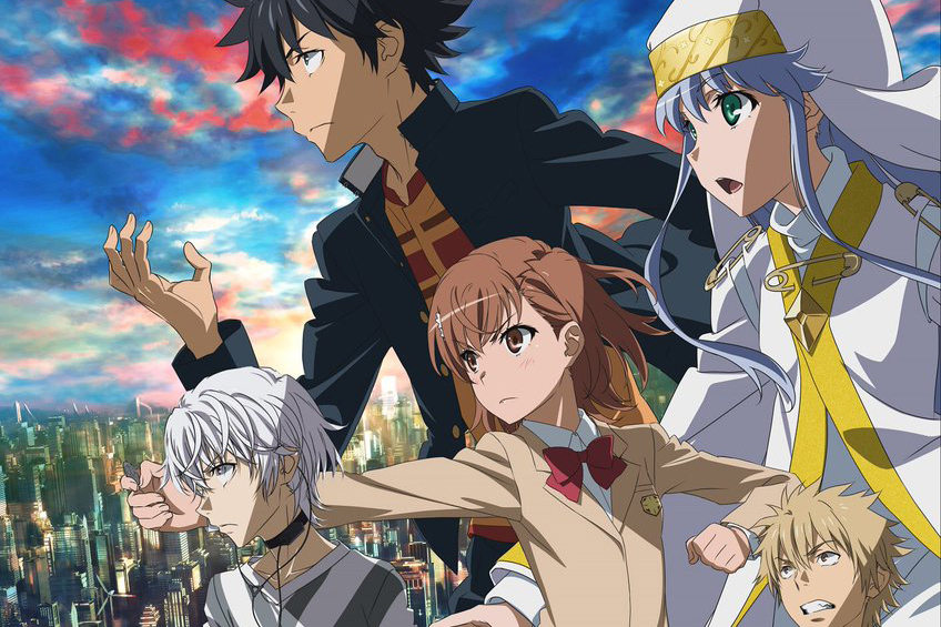 A Certain Magical Index Season 3 Premieres October 5