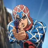JoJo's Bizarre Adventure: Golden Wind Promo Blasts Away with Guido Mista