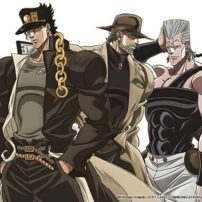 Viz Streams JoJo's Bizarre Adventure Anime on Twitch