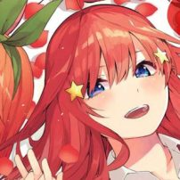 The Quintessential Quintuplets Anime Premieres on January 10, 2019