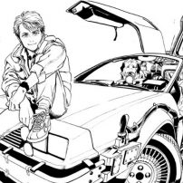 Yuusuke Murata's Back To the Future Manga Canceled