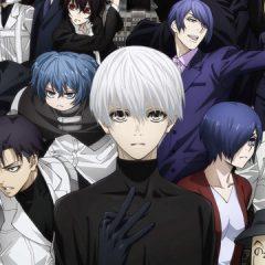 Tokyo Ghoul:re Season 2 Hits Screens October 9, New Visual Revealed