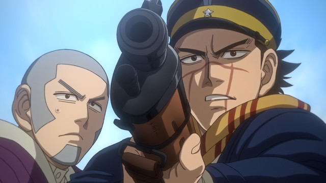 Get Ready for Golden Kamuy Season 2 in New Promo