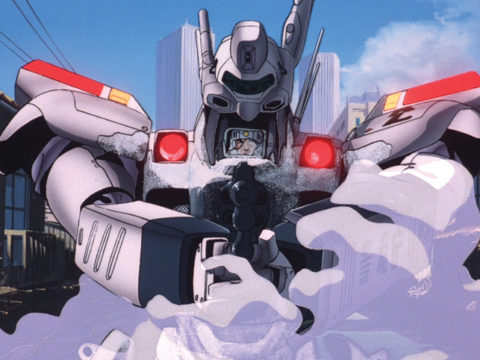 [Review] Patlabor The Mobile Police Ultimate Collection