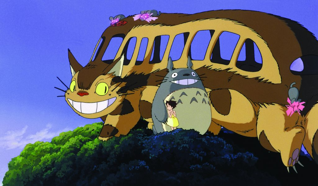 Ghibli Producer Toshio Suzuki Teaches Everyone How to Draw Totoro