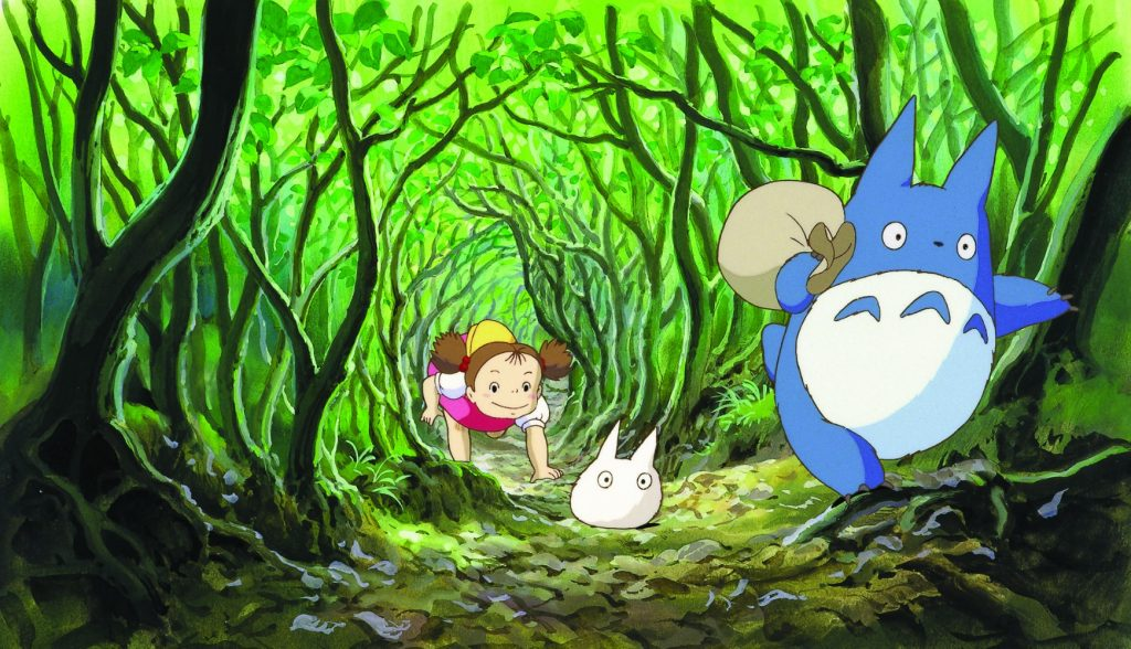 Ghibli's My Neighbor Totoro Celebrates 30th Anniversary in Theaters