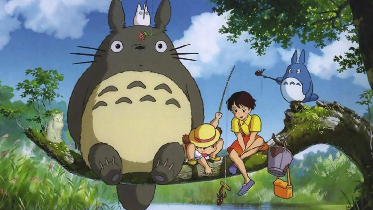 "Train Near ""Totoro's Forest"" Now Plays Totoro Music for Passengers"