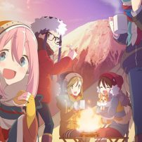 Laid-Back Camp Second Season, Short Anime, Film Announced
