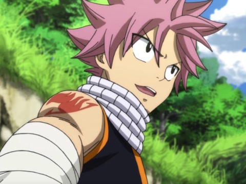 Jam the Final Fairy Tail Anime's Opening Theme