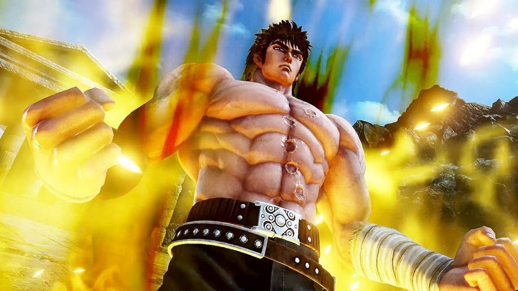 Fist of the North Star's Kenshiro and City Hunter's Ryo Join JUMP FORCE