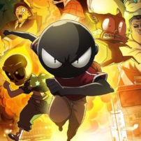 MFKZ Anime Film Goes Wild in Theaters on October 11 and 16!