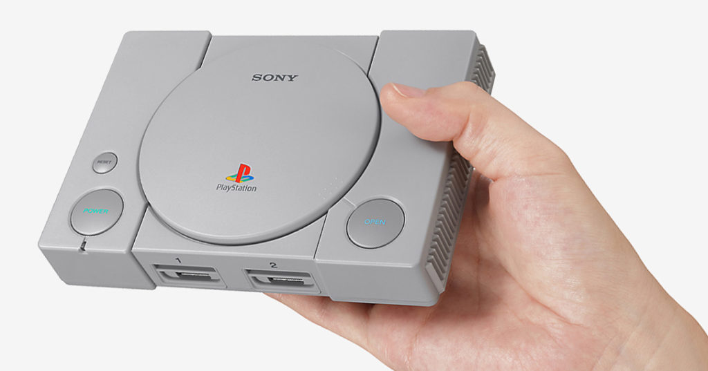 All 20 Games Revealed for PlayStation Classic