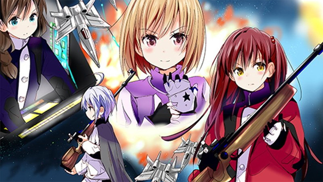 Rifle is Beautiful Manga Gets Anime Adaptation