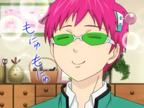 The Disastrous Life of Saiki K. Visual Prepares for Final Chapter Anime