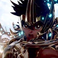 Saint Seiya Characters Leap into Action in JUMP FORCE Game