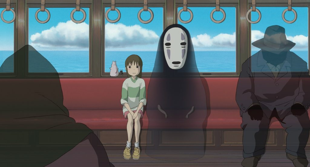Miyazaki's Spirited Away Returns to Theaters in Time for Halloween