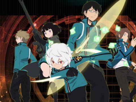 World Trigger Anime Visual Celebrates Manga's Return