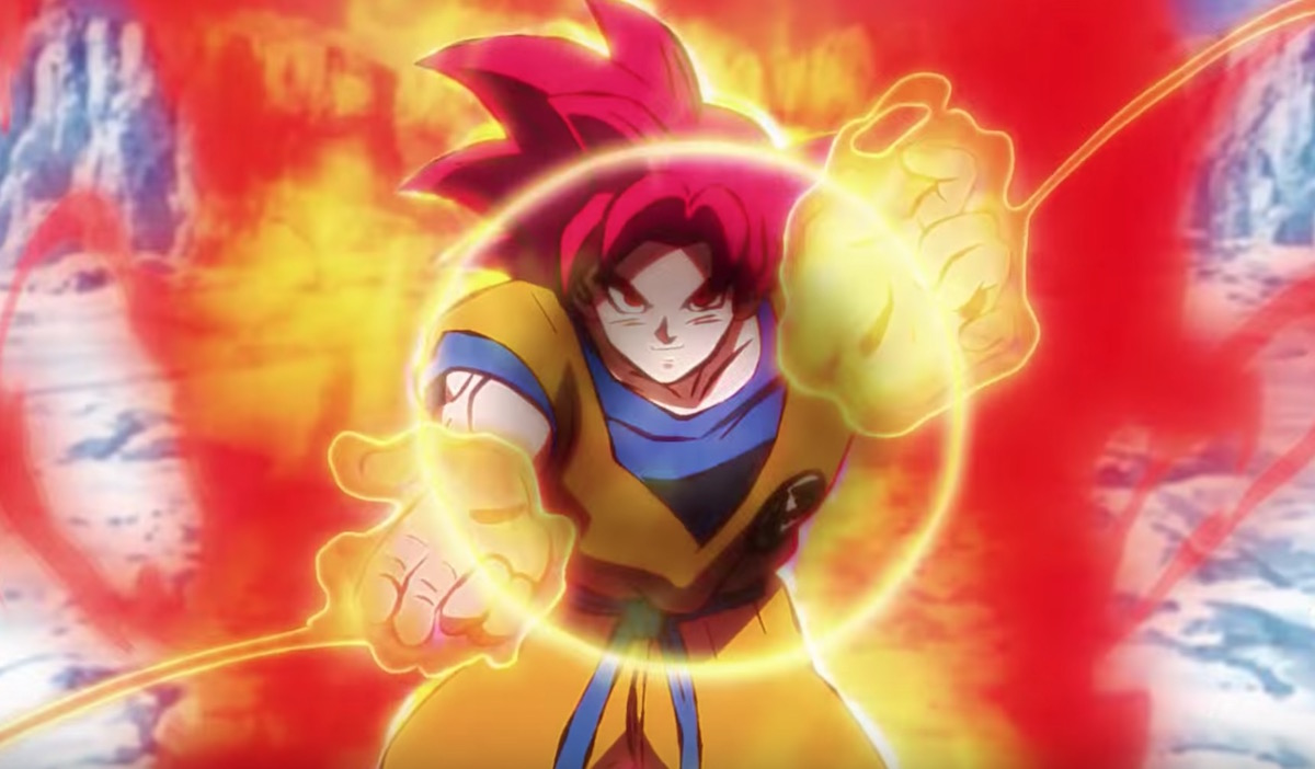 dragon ball super: broly