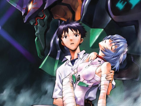 Evangelion Anime Heads to Netflix in Spring 2019