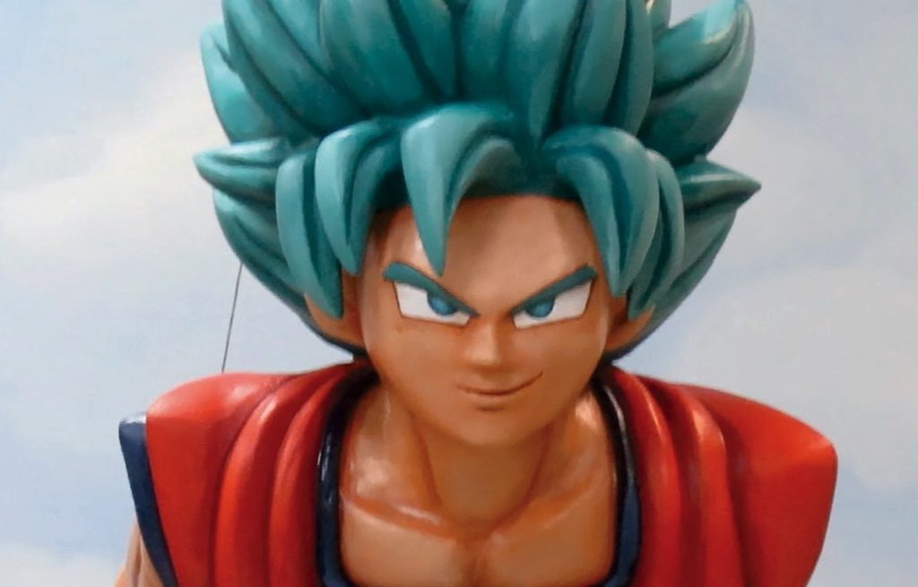 Goku Gets His Own Macy's Thanksgiving Day Parade Balloon