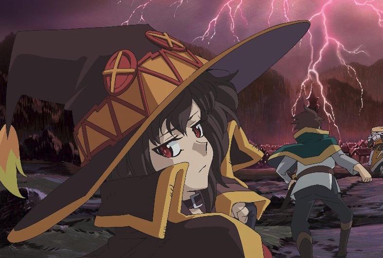 Prepare Yourself for the KONOSUBA Anime's Big Screen Debut