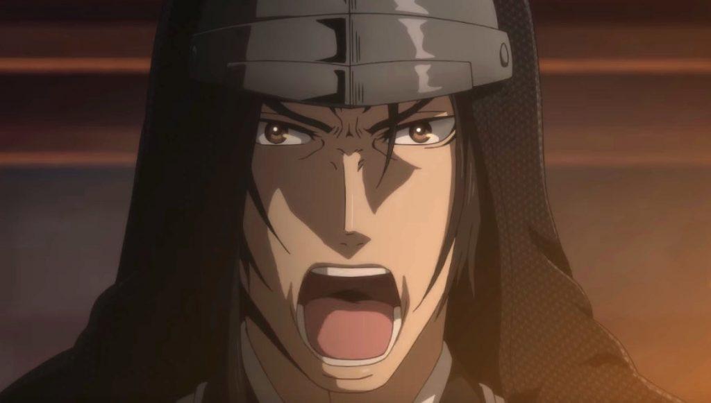 Promo Hypes Second Peacemaker Kurogane Anime Film