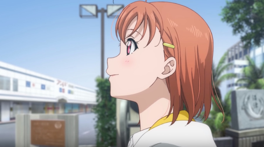 Love Live! Sunshine!! Heads to Italy in Anime Film Trailer