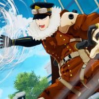 Inasa Yoarashi Heads to My Hero One's Justice Game