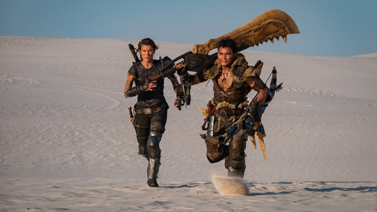 Monster Hunter Movie Yanked from Chinese Theaters Over Pun