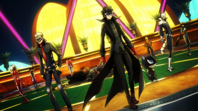Get Ready for the Persona 5 Anime's Dark Sun Special