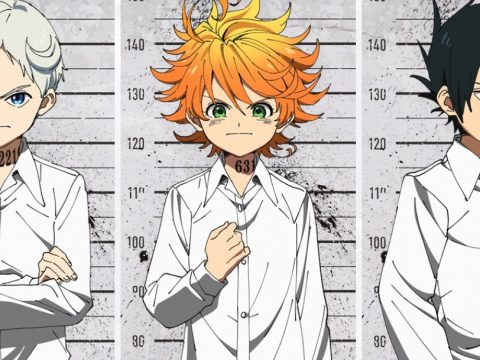 The Promised Neverland Gets Live-Action Series at Amazon