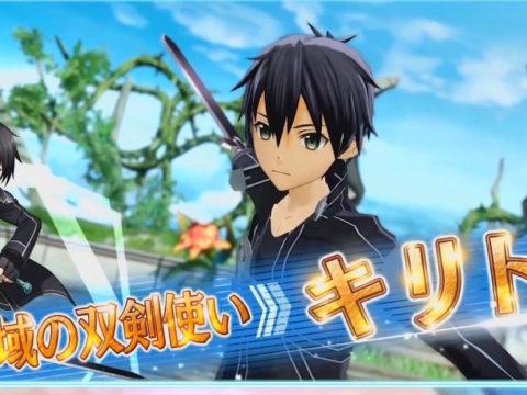 Sword Art Online's Arcade Debut Previewed