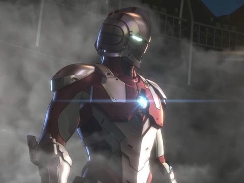 Ultraman CG Anime Premieres April 1