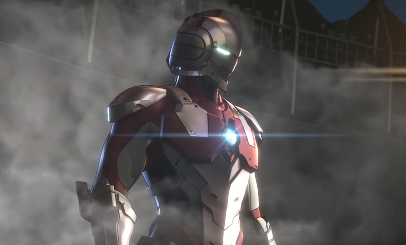 Ultraman CG Anime Premieres April 1