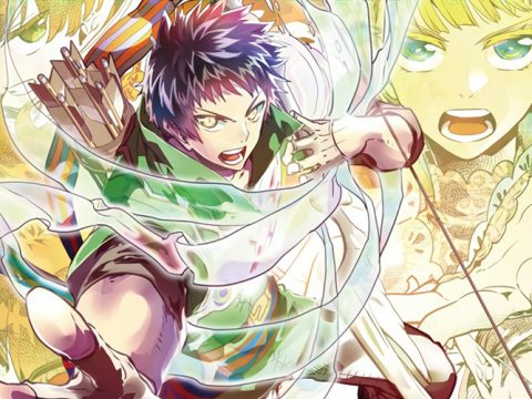 Final Fantasy: Lost Stranger [Manga Review]