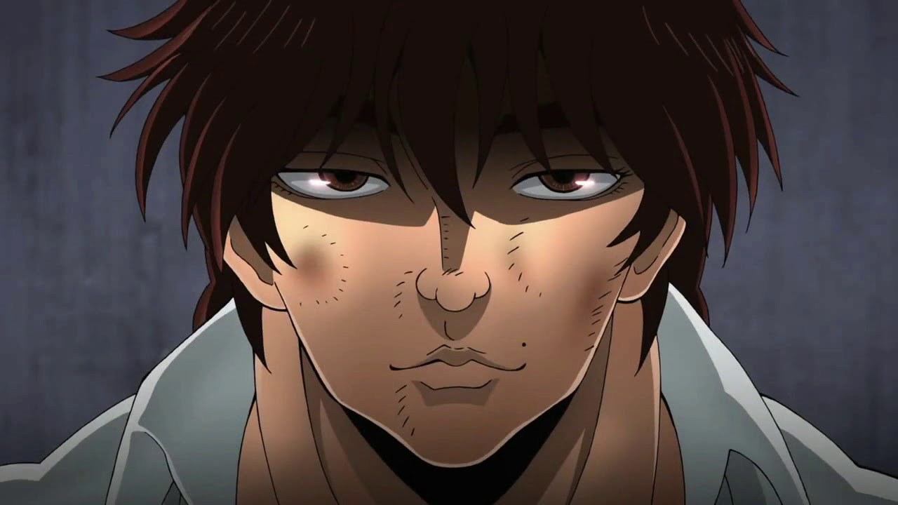 Baki Anime Gets English-Subtitled Trailer