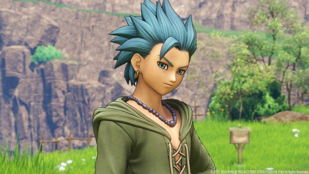 Fairy Tail's Hiro Mashima to Illustrate Dragon Quest XI Manga