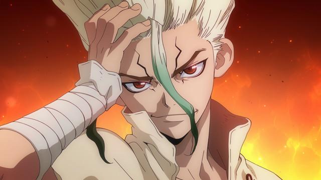 Dr. Stone Anime Shares New Visual, Main Staff