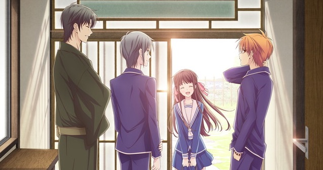 Fruits Basket Anime Reveals Two More Cast Members