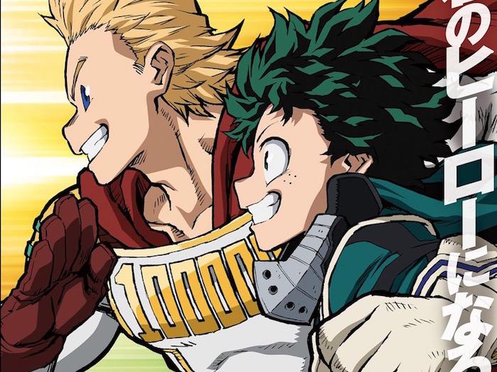 My Hero Academia Anime Season 4 Set for October 2019
