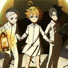 The Promised Neverland Anime Gets Airdate, New Visual