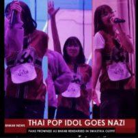 Thai Pop Group BNK48 Apologizes After Member Sports Swastika Shirt